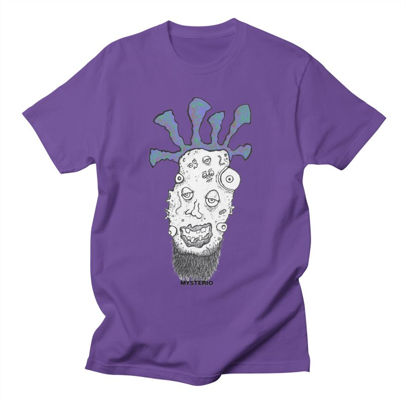 Purple Haze! Women's Unisex T-Shirt by Baston's T-Shirt Emporium!