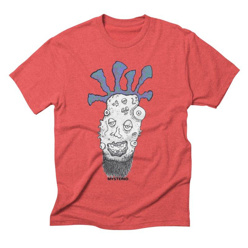 Purple Haze! Men's Triblend T-shirt by Baston's T-Shirt Emporium!