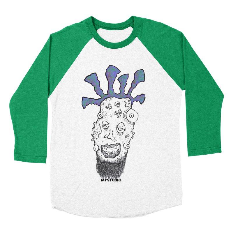 Purple Haze! Men's Baseball Triblend T-Shirt by Baston's T-Shirt Emporium!