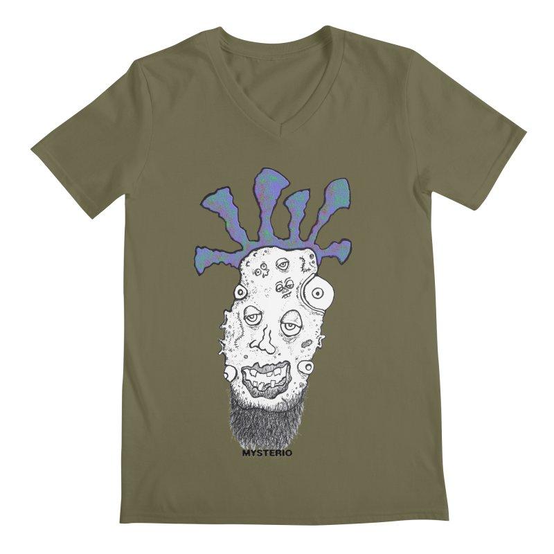 Purple Haze! Men's V-Neck by Baston's T-Shirt Emporium!