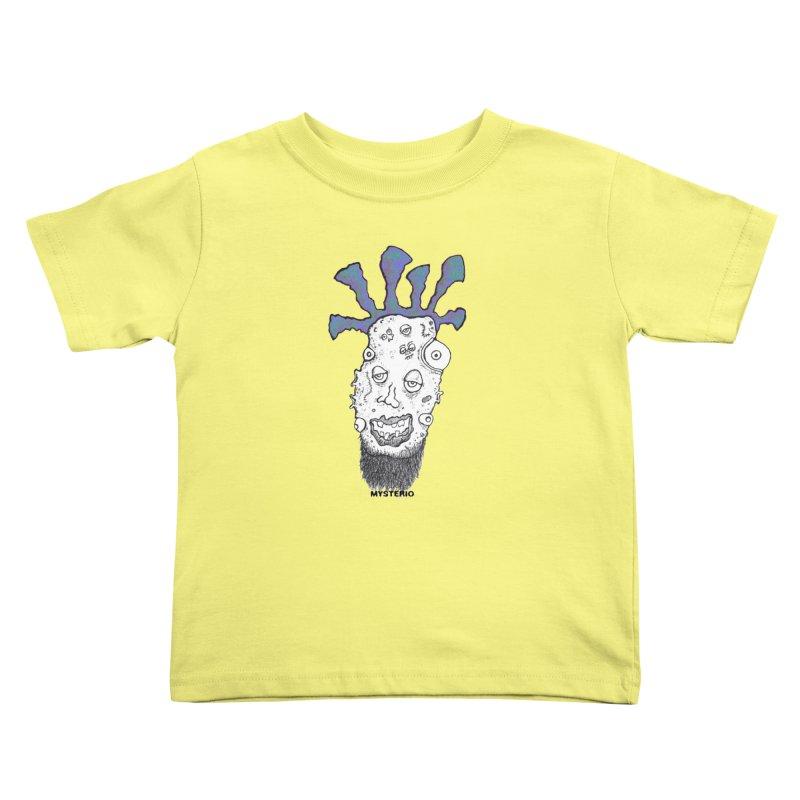Purple Haze! Kids Toddler T-Shirt by Baston's T-Shirt Emporium!