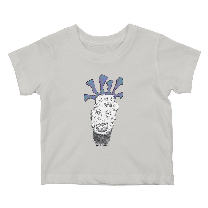 Purple Haze! Kids Baby T-Shirt by Baston's T-Shirt Emporium!