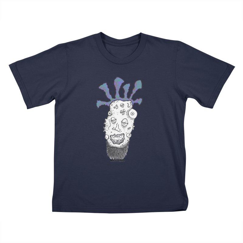 Purple Haze! Kids T-Shirt by Baston's T-Shirt Emporium!
