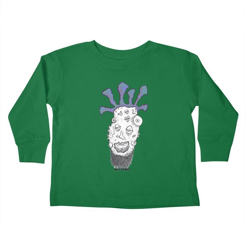 Purple Haze! Kids Toddler Longsleeve T-Shirt by Baston's T-Shirt Emporium!