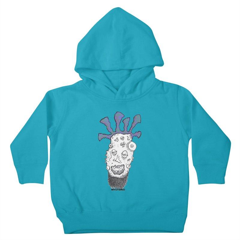 Purple Haze! Kids Toddler Pullover Hoody by Baston's T-Shirt Emporium!