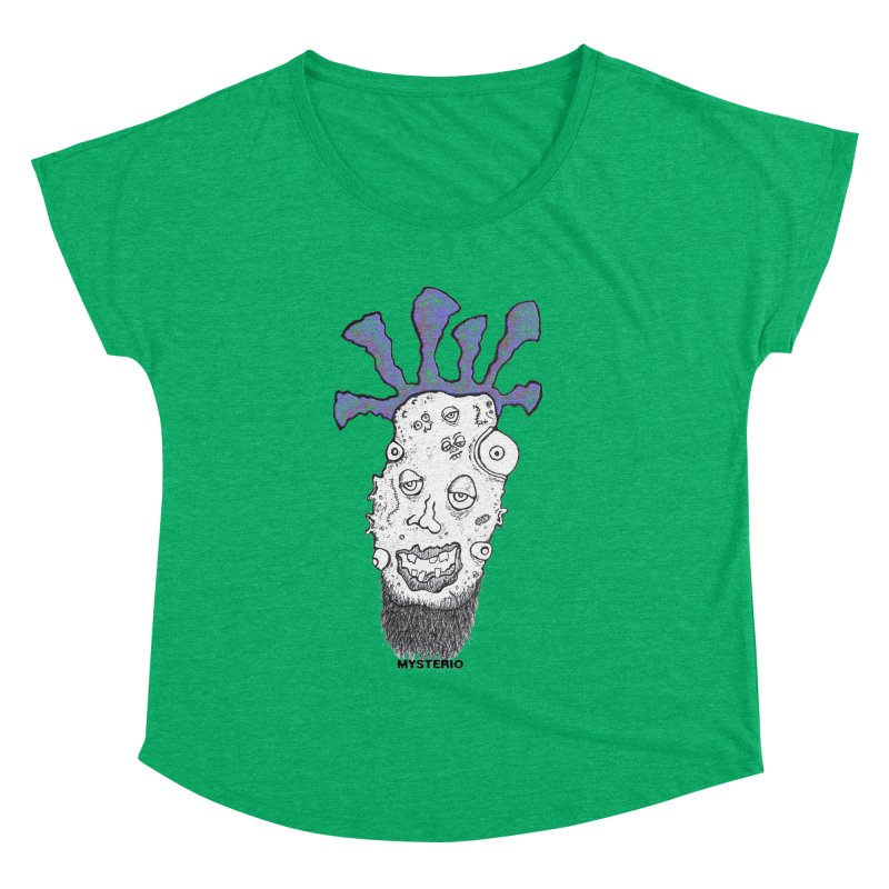 Purple Haze! Women's Dolman by Baston's T-Shirt Emporium!