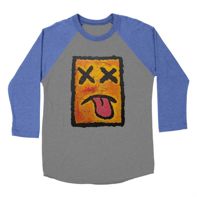 Blotto! Men's Baseball Triblend T-Shirt by Baston's T-Shirt Emporium!