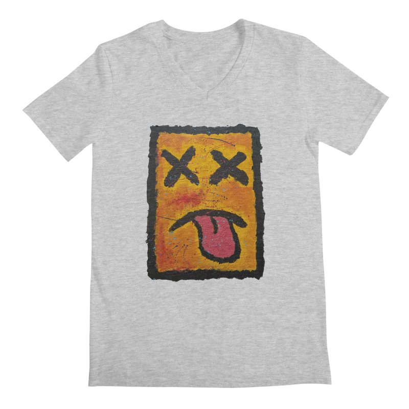Blotto! Men's V-Neck by Baston's T-Shirt Emporium!