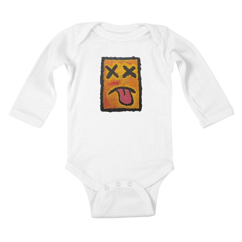 Blotto! Kids Baby Longsleeve Bodysuit by Baston's T-Shirt Emporium!