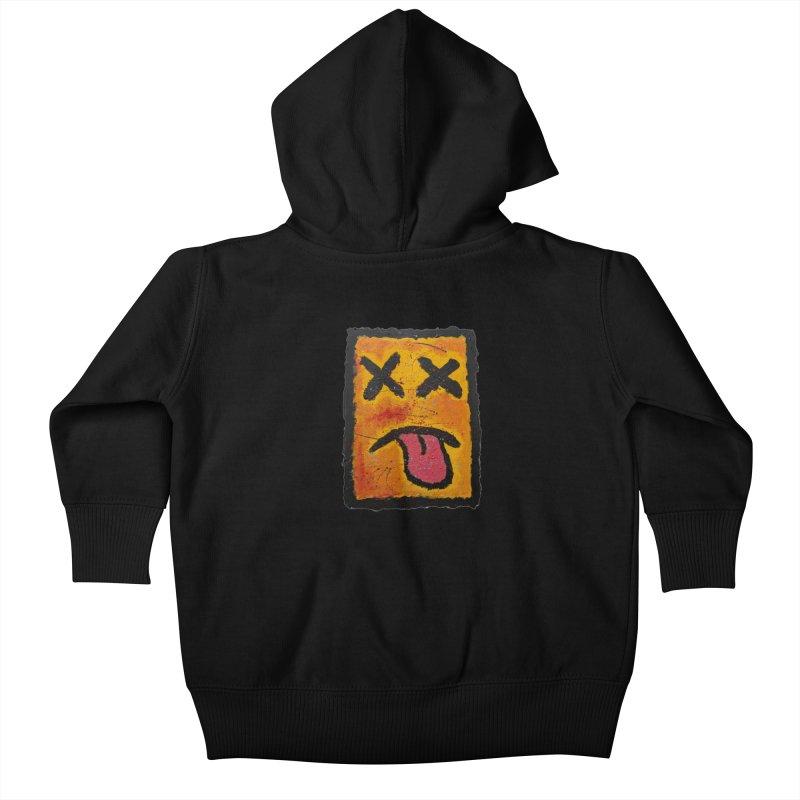 Blotto! Kids Baby Zip-Up Hoody by Baston's T-Shirt Emporium!
