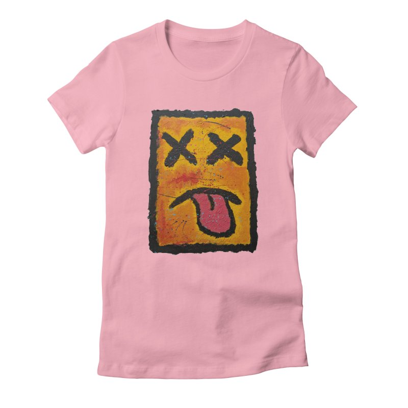 Blotto! Women's Fitted T-Shirt by Baston's T-Shirt Emporium!
