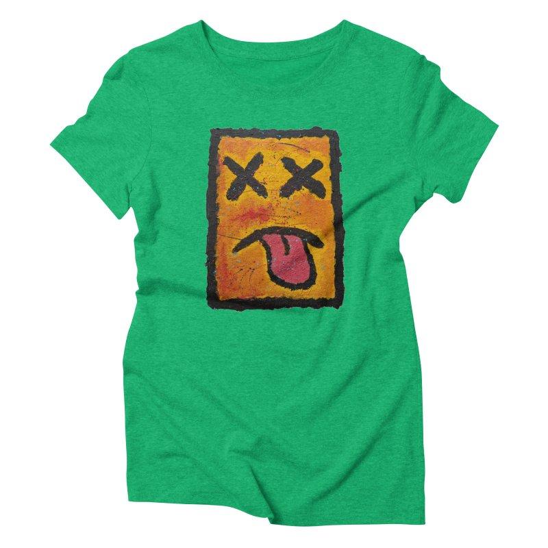 Blotto! Women's Triblend T-Shirt by Baston's T-Shirt Emporium!