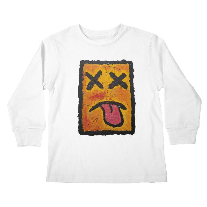 Blotto! Kids Longsleeve T-Shirt by Baston's T-Shirt Emporium!