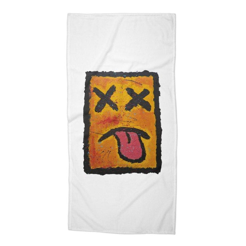 Blotto! Accessories Beach Towel by Baston's T-Shirt Emporium!