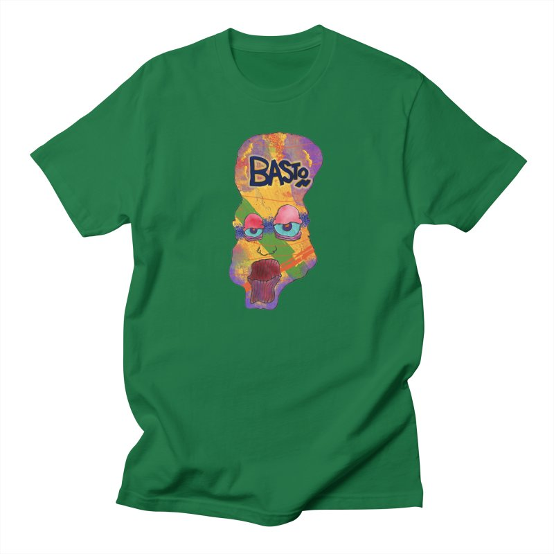 Big Head Women's Unisex T-Shirt by Baston's T-Shirt Emporium!
