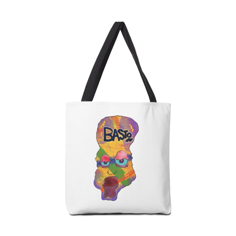 Big Head Accessories Bag by Baston's T-Shirt Emporium!