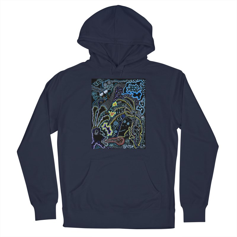 Welcome to the Jungle! Men's Pullover Hoody by Baston's T-Shirt Emporium!
