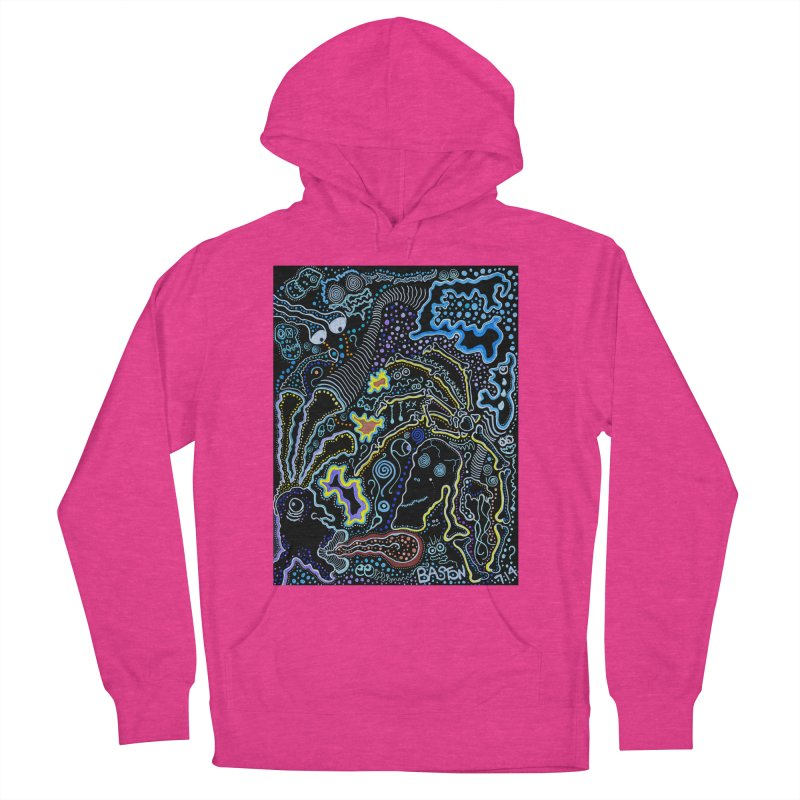 Welcome to the Jungle! Women's Pullover Hoody by Baston's T-Shirt Emporium!