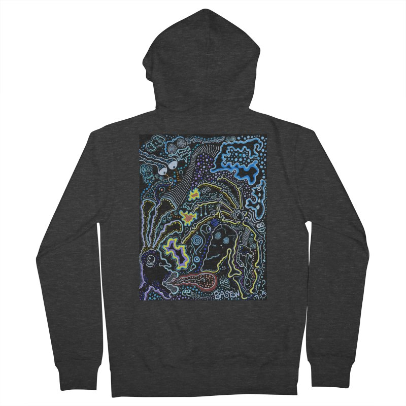 Welcome to the Jungle! Women's Zip-Up Hoody by Baston's T-Shirt Emporium!