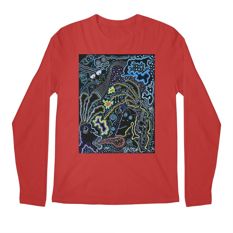 Welcome to the Jungle! Men's Longsleeve T-Shirt by Baston's T-Shirt Emporium!