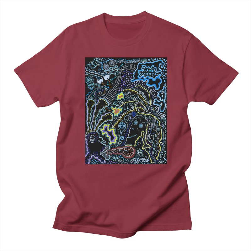 Welcome to the Jungle! Men's T-Shirt by Baston's T-Shirt Emporium!