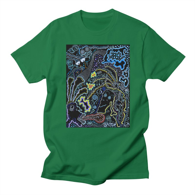 Welcome to the Jungle! Women's Unisex T-Shirt by Baston's T-Shirt Emporium!