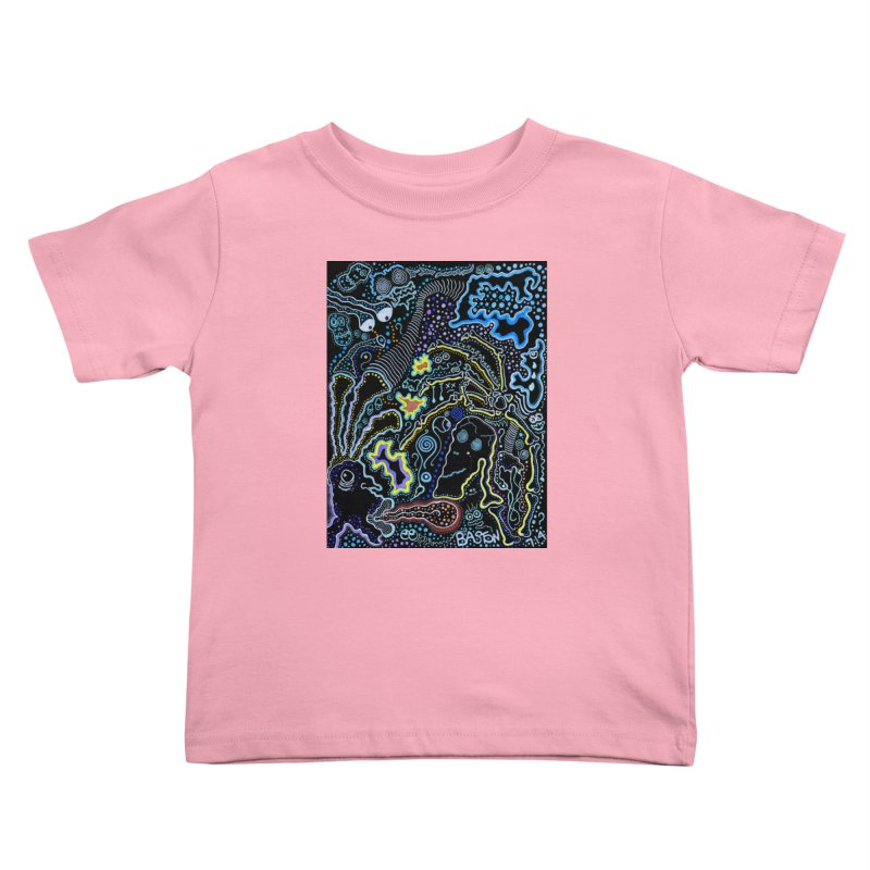 Welcome to the Jungle! Kids Toddler T-Shirt by Baston's T-Shirt Emporium!
