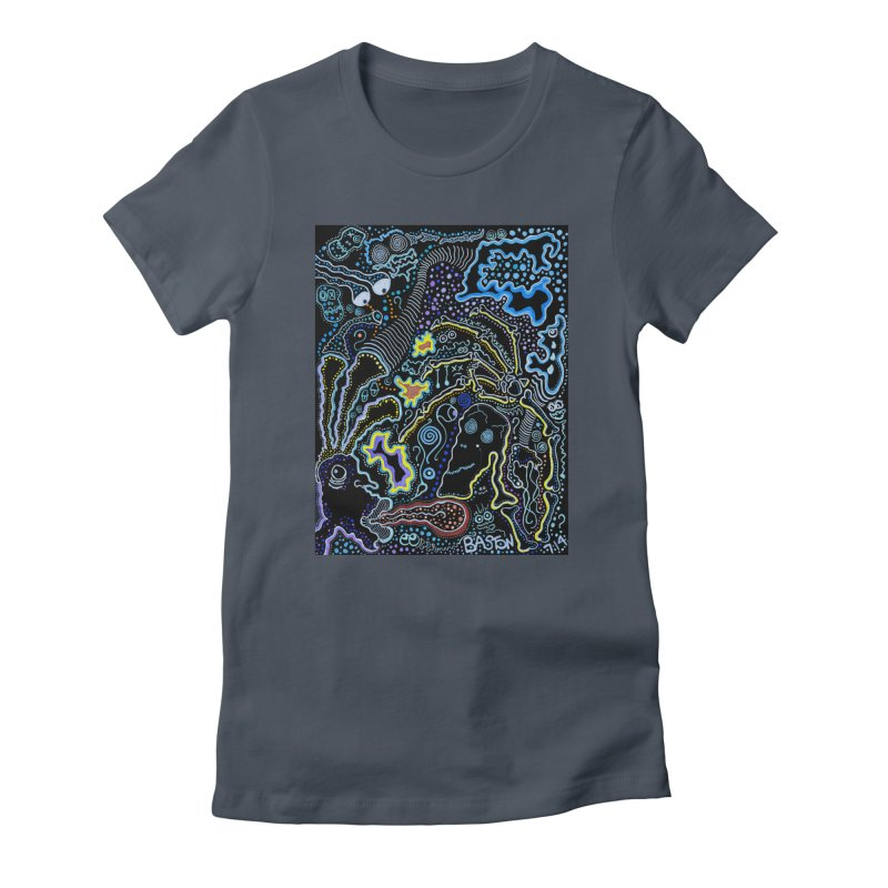 Welcome to the Jungle! Women's T-Shirt by Baston's T-Shirt Emporium!