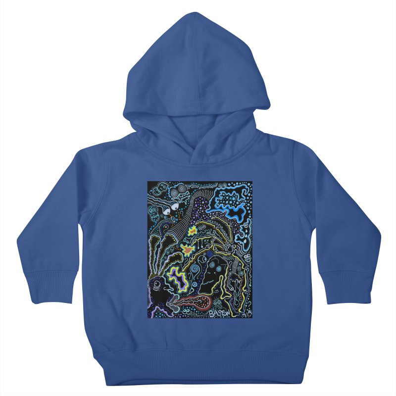 Welcome to the Jungle! Kids Toddler Pullover Hoody by Baston's T-Shirt Emporium!
