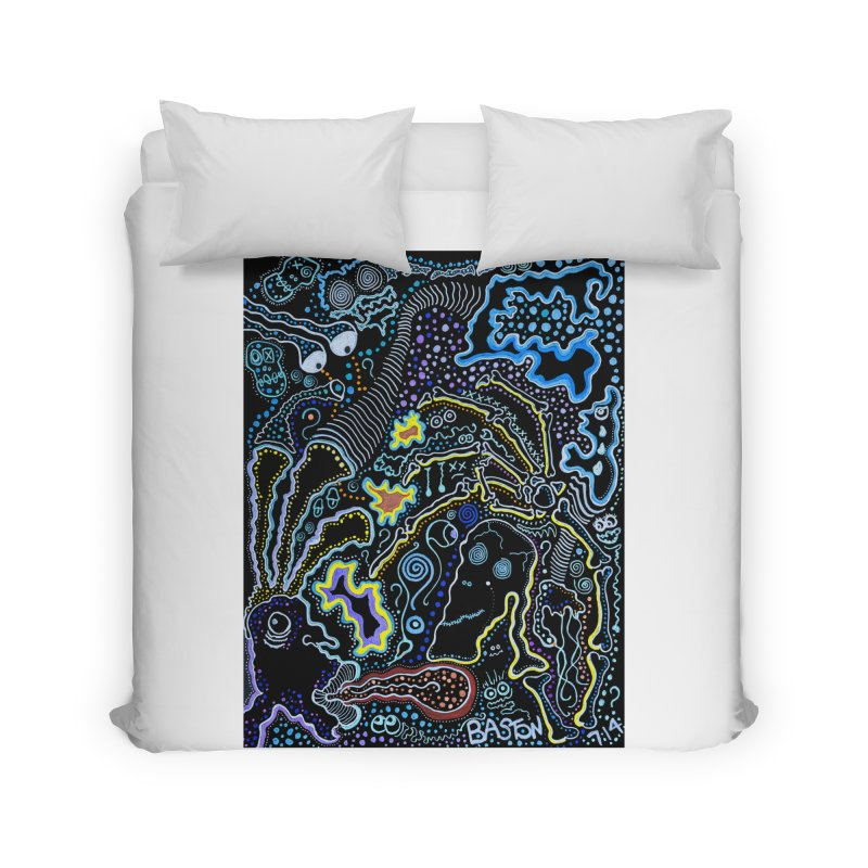 Welcome to the Jungle! Home Duvet by Baston's T-Shirt Emporium!