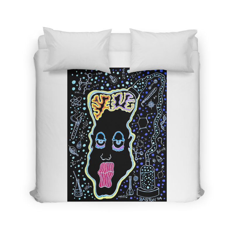 Plugged In Home Duvet by Baston's T-Shirt Emporium!