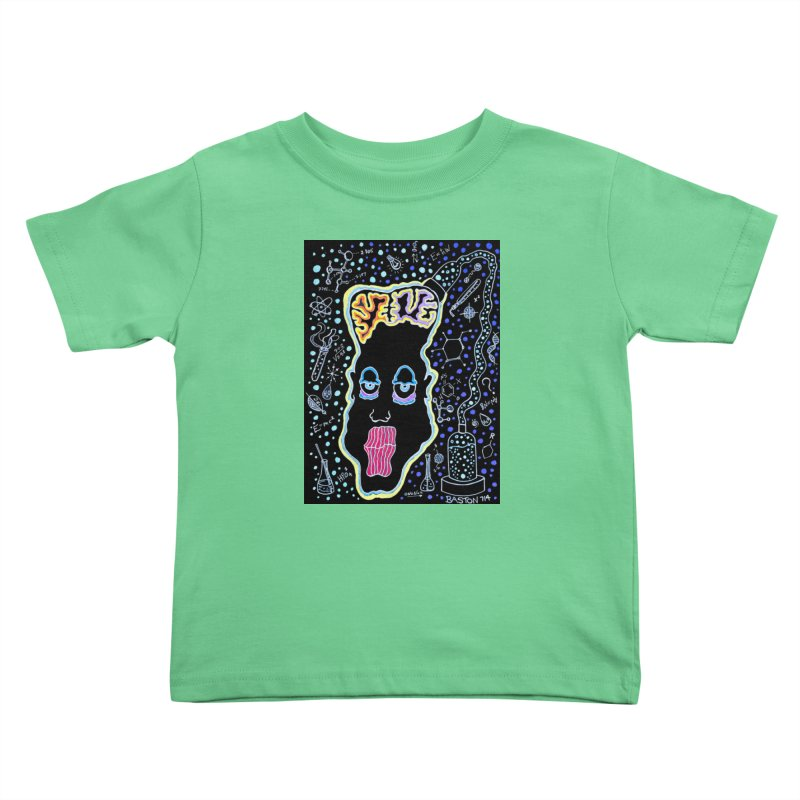 Plugged In Kids Toddler T-Shirt by Baston's T-Shirt Emporium!