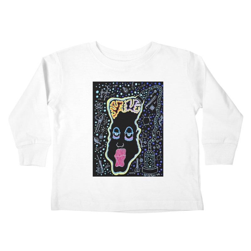 Plugged In Kids Toddler Longsleeve T-Shirt by Baston's T-Shirt Emporium!