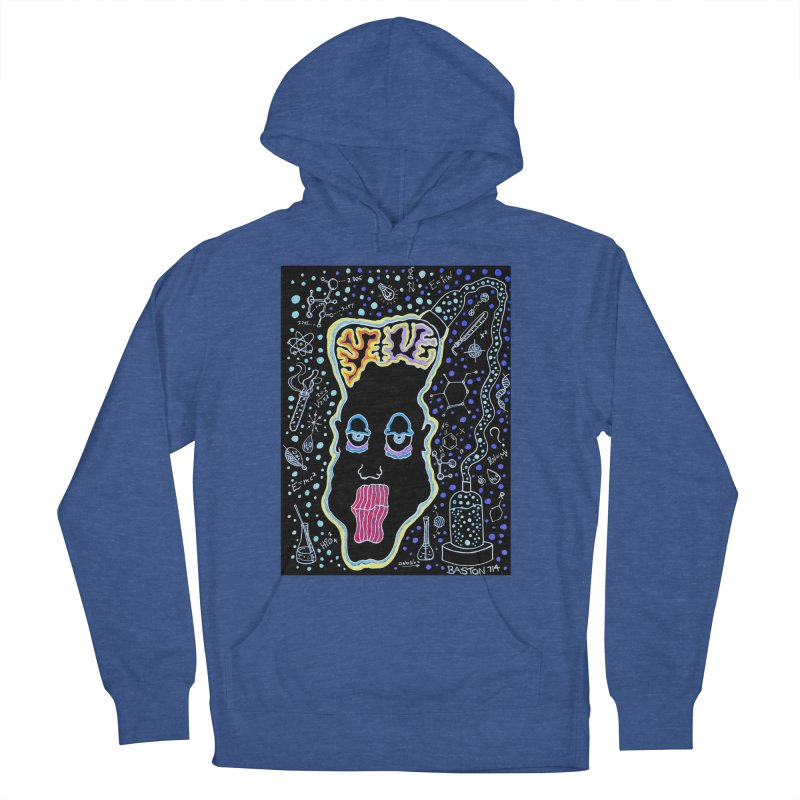 Plugged In Women's Pullover Hoody by Baston's T-Shirt Emporium!