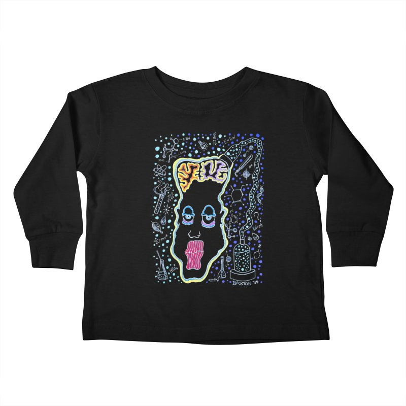 Plugged In Kids Toddler Longsleeve T-Shirt by Baston's T-Shirt Emporium!