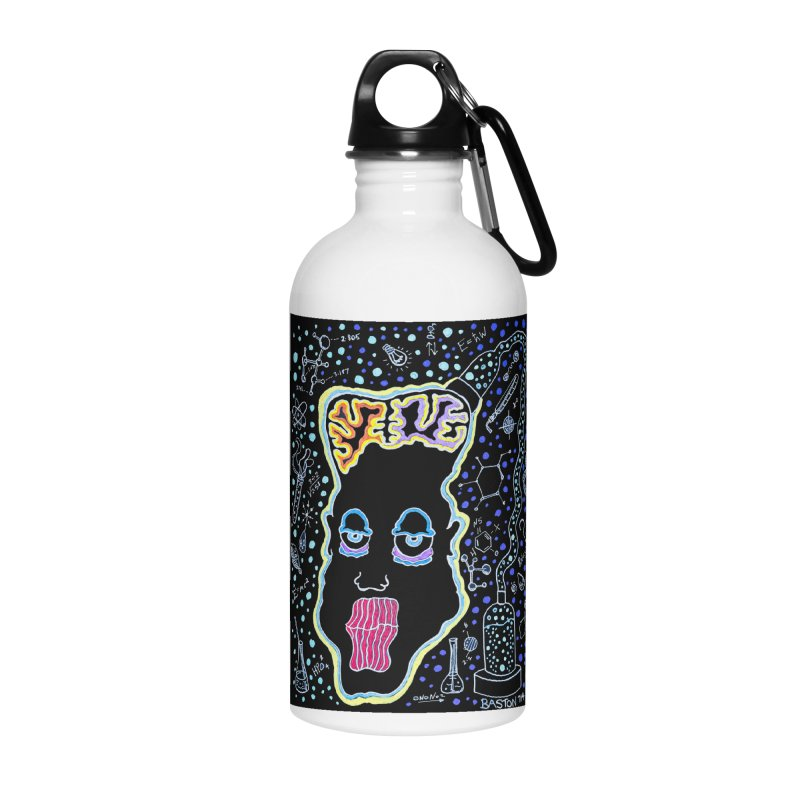 Plugged In Accessories Water Bottle by Baston's T-Shirt Emporium!