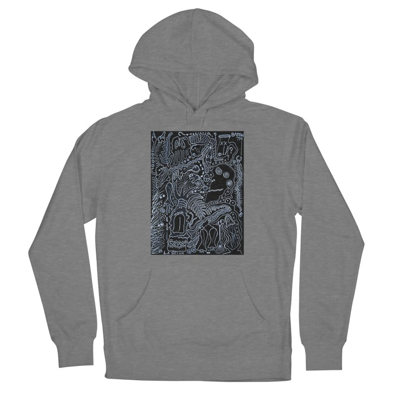 Scarface Women's Pullover Hoody by Baston's T-Shirt Emporium!