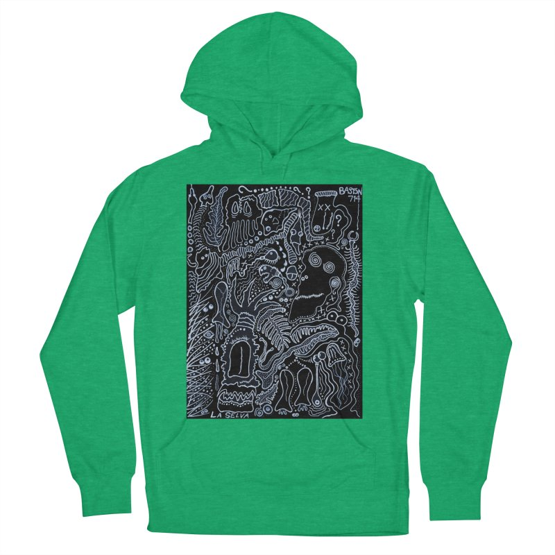 Scarface Men's French Terry Pullover Hoody by Baston's T-Shirt Emporium!
