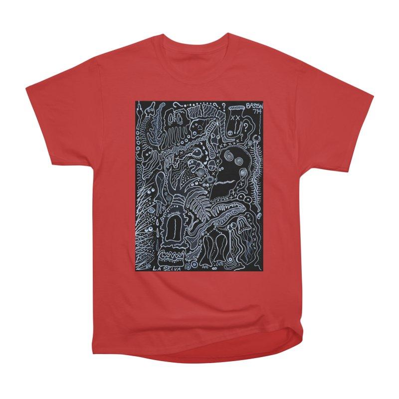 Scarface Women's Heavyweight Unisex T-Shirt by Baston's T-Shirt Emporium!