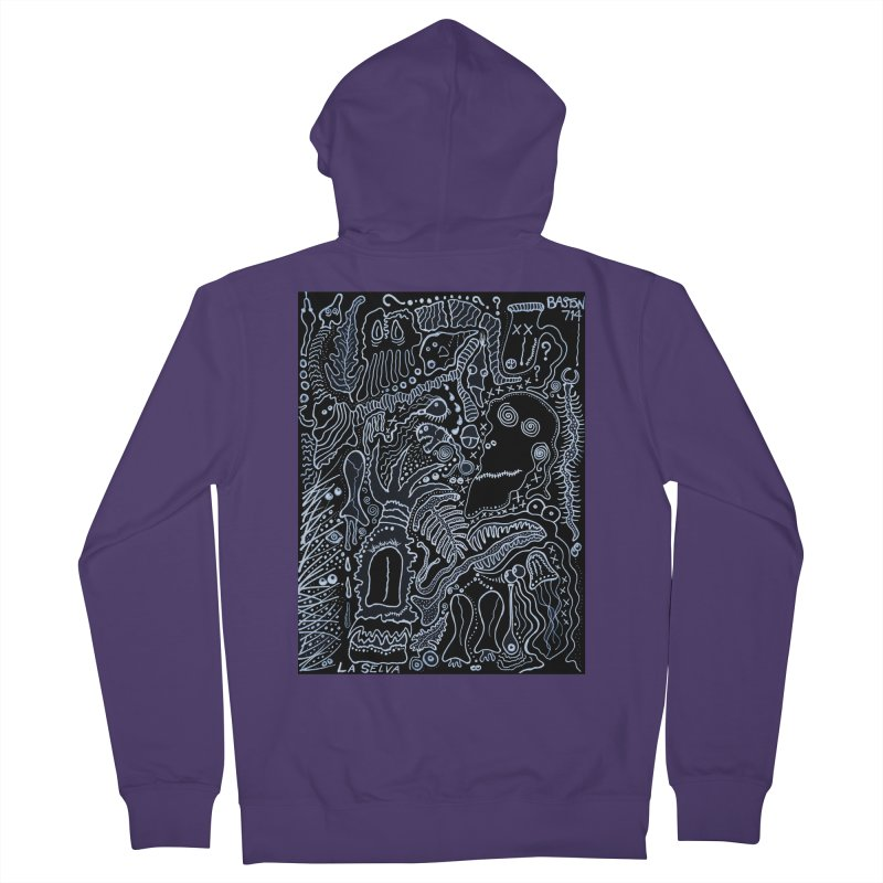 Scarface Women's Zip-Up Hoody by Baston's T-Shirt Emporium!