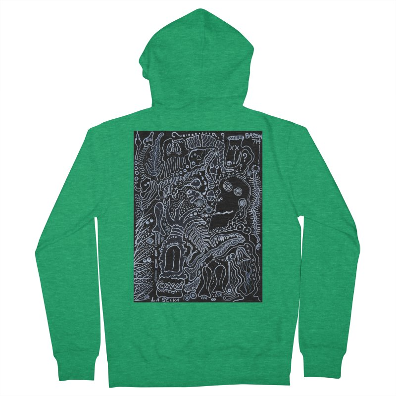 Scarface Men's Zip-Up Hoody by Baston's T-Shirt Emporium!