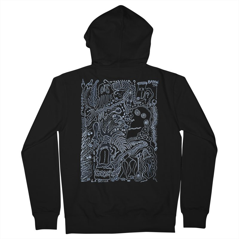 Scarface Men's French Terry Zip-Up Hoody by Baston's T-Shirt Emporium!