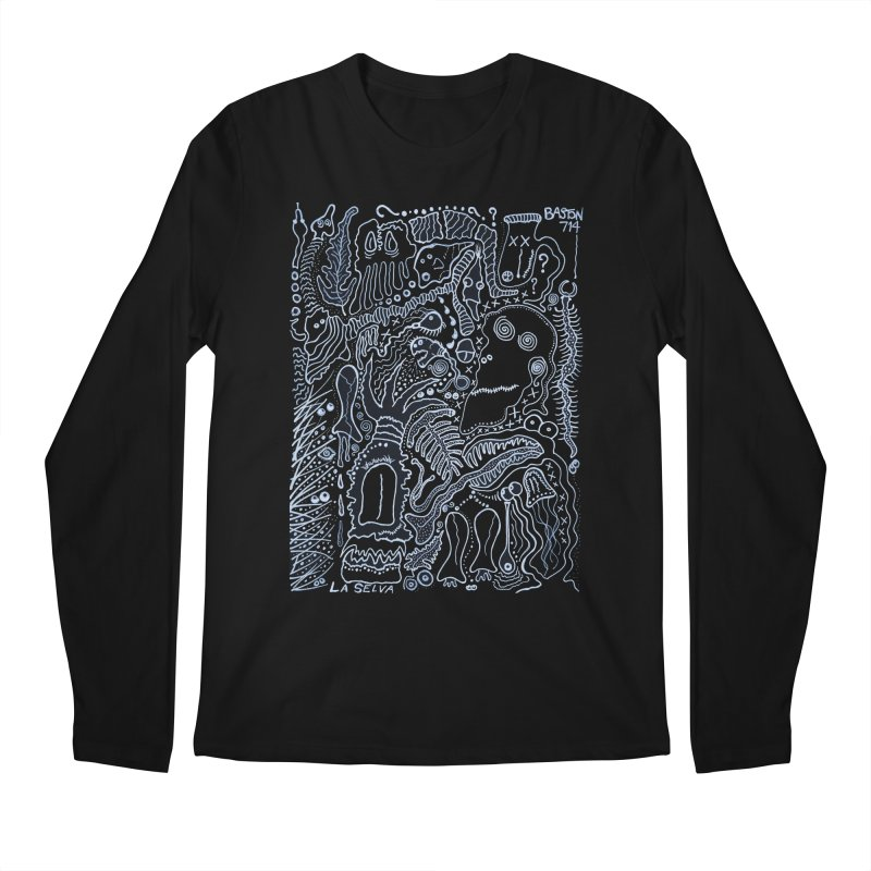 Scarface Men's Regular Longsleeve T-Shirt by Baston's T-Shirt Emporium!