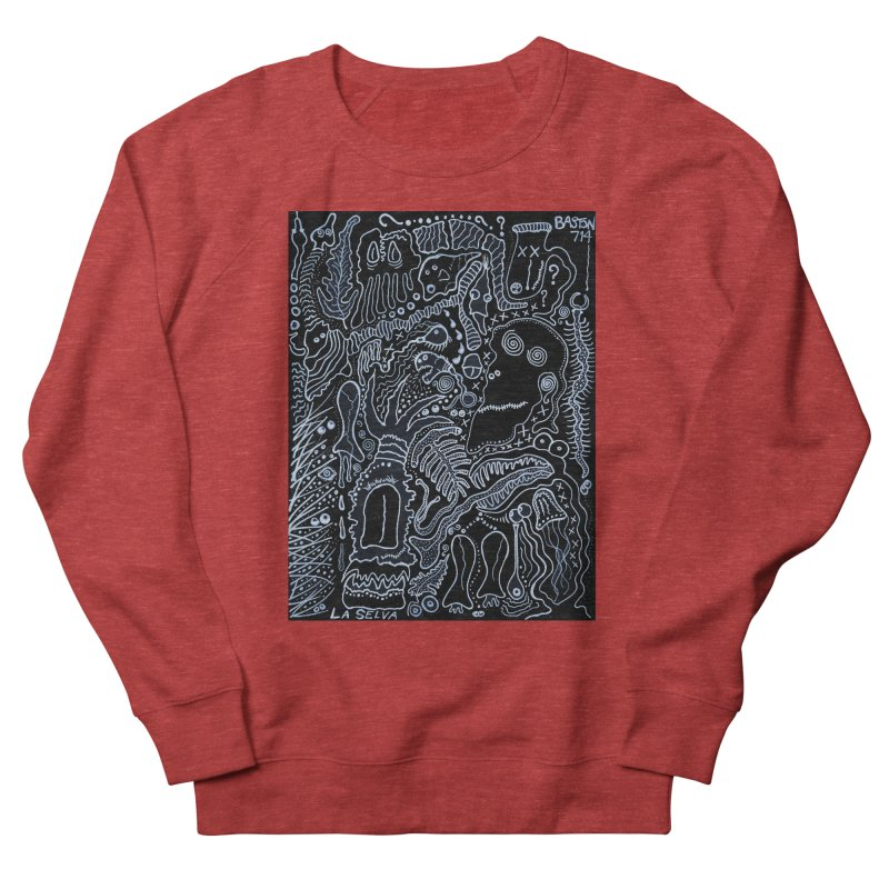 Scarface Men's French Terry Sweatshirt by Baston's T-Shirt Emporium!