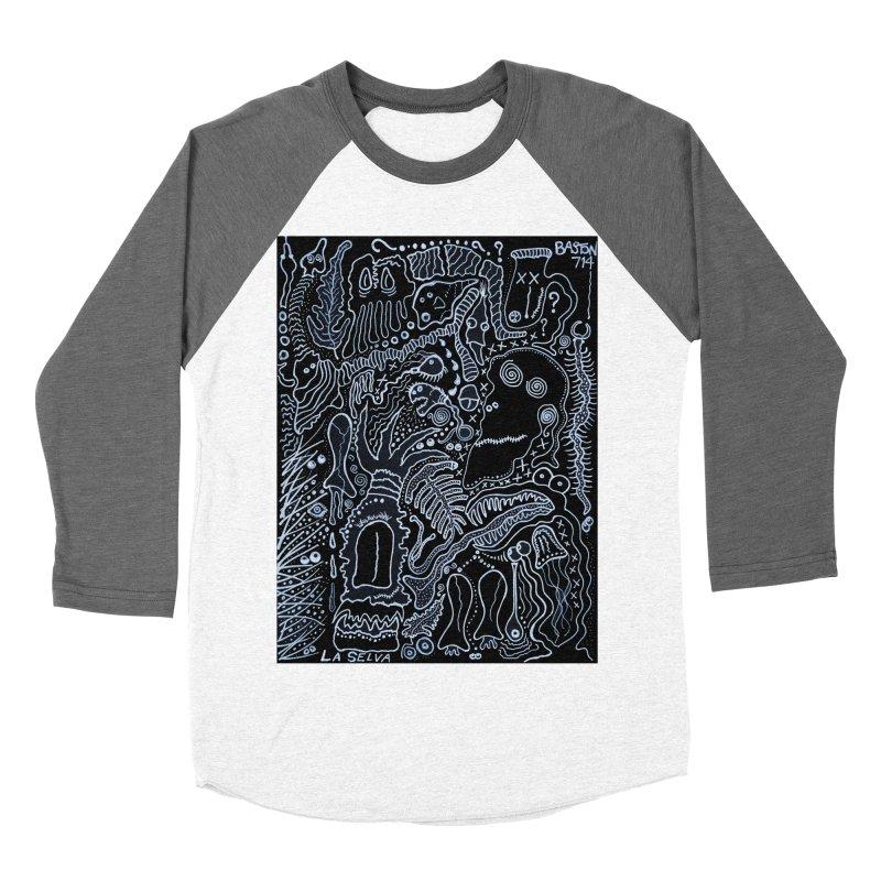 Scarface Women's Baseball Triblend T-Shirt by Baston's T-Shirt Emporium!