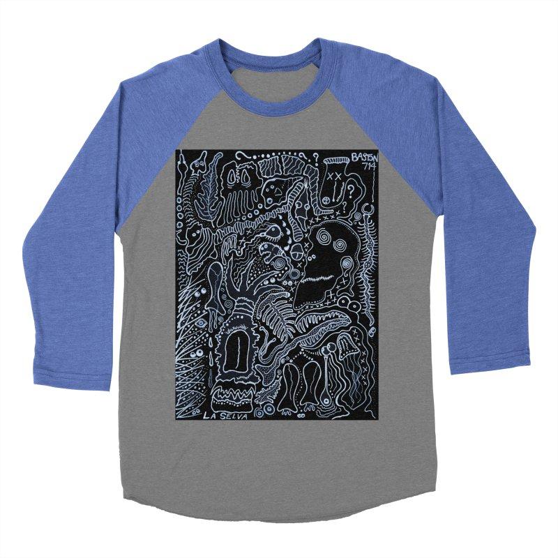 Scarface Men's Baseball Triblend Longsleeve T-Shirt by Baston's T-Shirt Emporium!