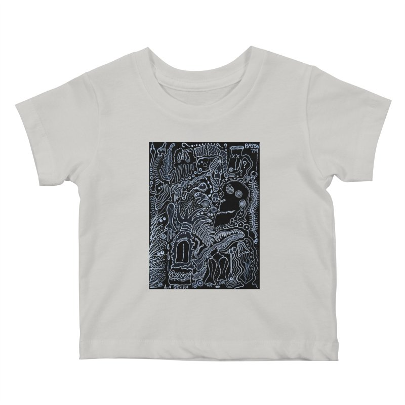 Scarface Kids Baby T-Shirt by Baston's T-Shirt Emporium!