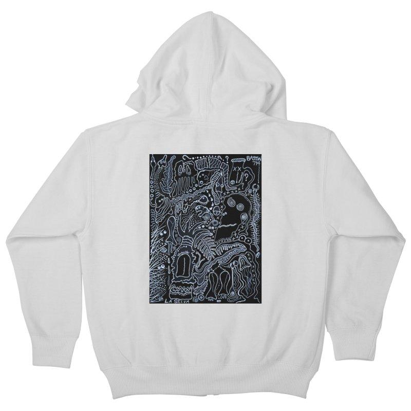 Scarface Kids Zip-Up Hoody by Baston's T-Shirt Emporium!
