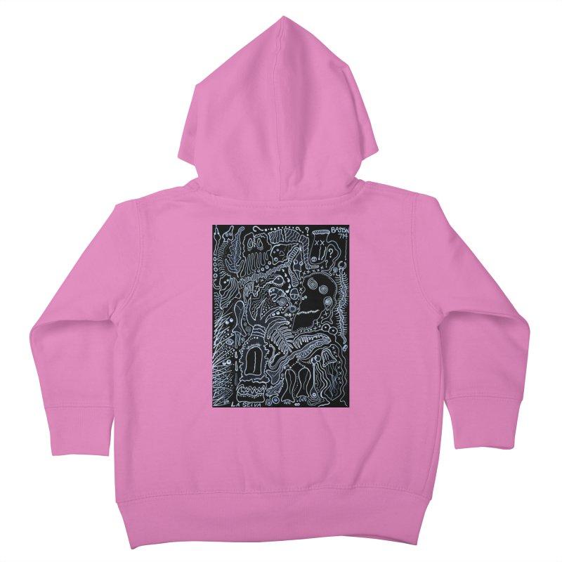 Scarface Kids Toddler Zip-Up Hoody by Baston's T-Shirt Emporium!