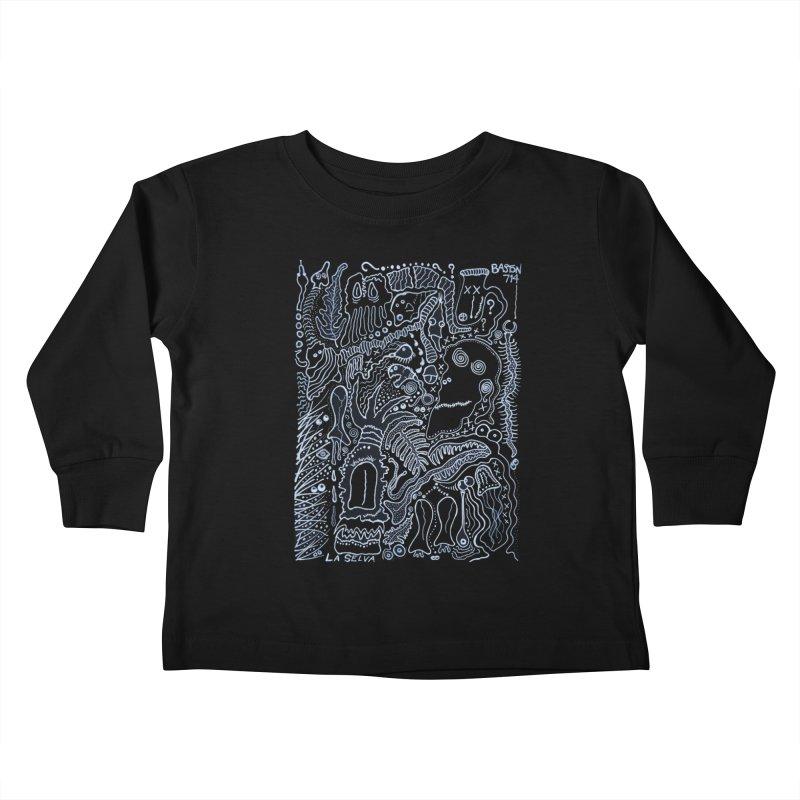 Scarface Kids Toddler Longsleeve T-Shirt by Baston's T-Shirt Emporium!